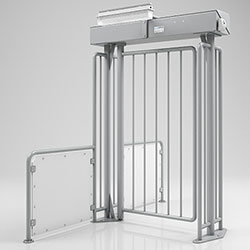 MPG – Drehtor barrierefrei